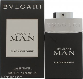 Bvlgari Man Black Cologne Eau de Toilette 100ml Vaporizador