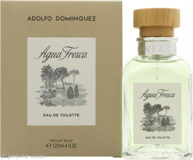 Adolfo Dominguez Agua Fresca Eau De Toilette 120ml Vaporizador