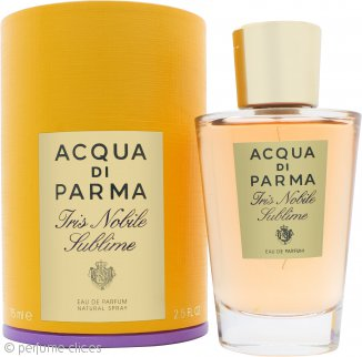 Acqua di Parma Iris Nobile Sublime Eau de Parfum 75ml Vaporizador