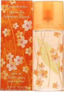 Elizabeth Arden Green Tea Nectarine Blossom Eau de Toilette 100ml Vaporizador
