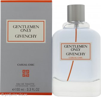Givenchy Gentlemen Only Casual Chic Eau de Toilette 100ml Vaporizador