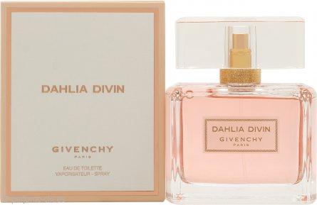 Givenchy Dahlia Divin Eau de Toilette 75ml Vaporizador