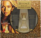 Beyoncé Heat Seduction Set de Regalo 30ml EDT + 75ml Loción Corporal + 75ml Gel de ducha