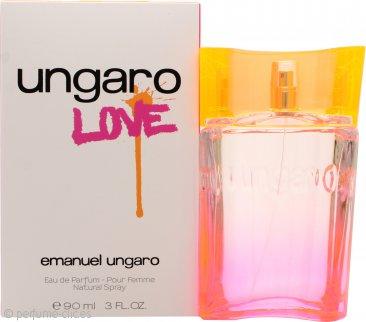 Emanuel Ungaro Love Eau de Parfum 90ml Vaporizador