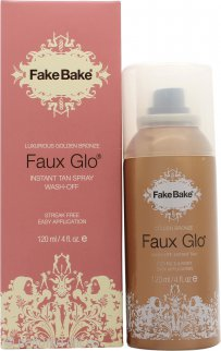 FakeBake FakeBake Faux Glo Instant Tan Vaporizador Wash-Off 120ml