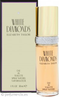 Elizabeth Taylor White Diamonds Eau de Toilette 30ml Vaporizador