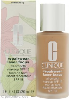 Clinique Repairwear Laser Focus All-Smooth Maquillaje SPF15 30ml - #7