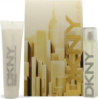 DKNY Energizing Set de Regalo 50ml EDP + 150ml Loción Corporal