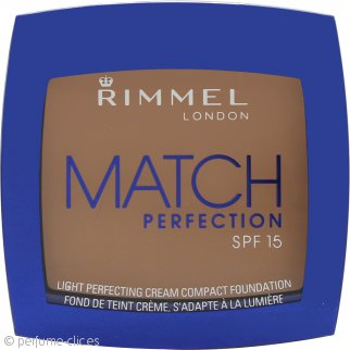 Rimmel Match Perfection Maquillaje Compacto - Soft Beige