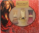 Beyoncé Set de Regalo 15ml Heat EDP + 15ml Rise EDP + 15ml Wild Orchid EDP