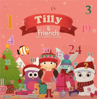 Tilly & Friends Beauty Calendario Adviento