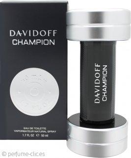 Davidoff Champion Eau de Toilette 50ml Vaporizador