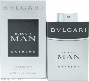 Bvlgari Bvlgari Man Extreme Eau de Toilette 60ml Vaporizador