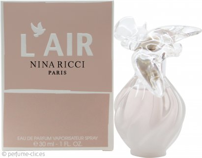Nina Ricci L'air Eau de Parfum 30ml Vaporizador