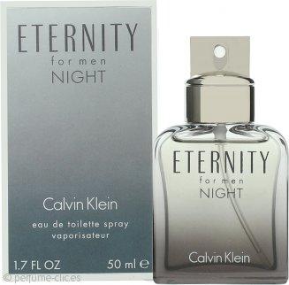 Calvin Klein Eternity Night for Men Eau de Toilette 50ml Vaporizador