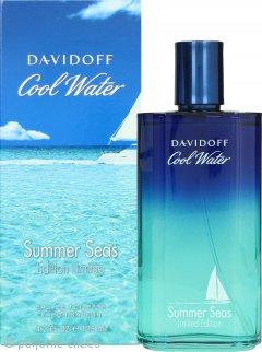 Davidoff Cool Water Summer Seas Eau de Toilette 125ml Vaporizador