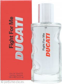 Ducati Fight for Me Eau de Toilette 100ml Vaporizador