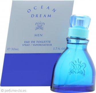 Giorgio Beverly Hills Ocean Dream Men Eau de Toilette 50ml Vaporizador