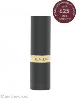Revlon Super Lustrous Pearl Pintalabios Iced Amethyst 625