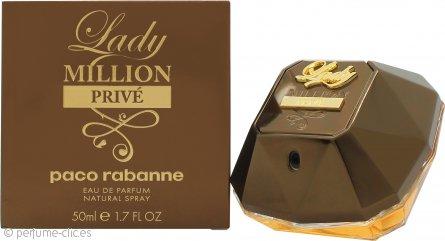 Paco Rabanne Lady Million Privé Eau de Parfum 50ml Vaporizador