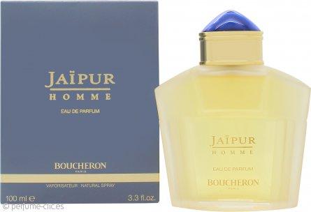Boucheron Jaipur Homme Eau de Parfum 100ml Vaporizador