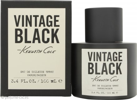 Kenneth Cole Vintage Black Eau de Toilette 100ml Vaporizador