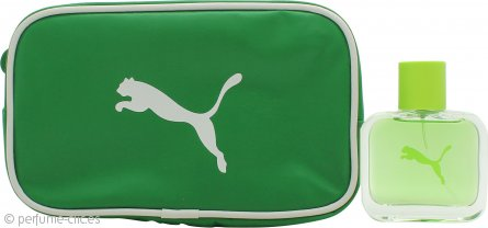 Puma Green Set de Regalo 40ml EDT + Bolsa