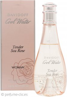 Davidoff Cool Water Tender Sea Rose Eau de Toilette 100ml Vaporizador