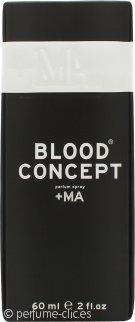 Blood Concept +MA Eau de Parfum 60ml Vaporizador