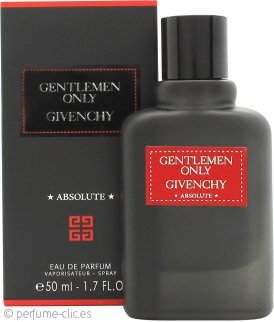 Givenchy Gentlemen Only Absolute Eau de Parfum 50ml Vaporizador