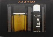 Azzaro Pour Homme Set de Regalo 100ml EDT + 150ml Desodorante Vaporizador