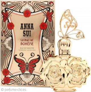Anna Sui La Nuit de Bohème Eau de Toilette 75ml Vaporizador