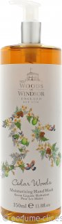 Woods of Windsor Cedar Woods Gel de manos 350ml