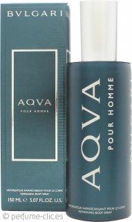 Bvlgari Aqva Pour Homme Refreshing Vaporizador Corporal 150ml