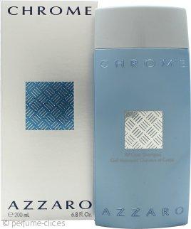 Azzaro Chrome Champú Total 200ml