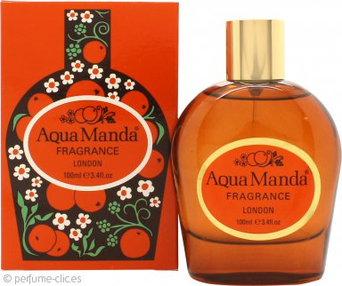 Beauty Brand Development Aqua Manda Fragrance 100ml Vaporizador