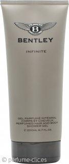 Bentley Infinite Hair & Body Gel de ducha 200ml