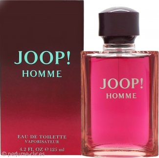 Joop! Joop Homme Eau De Toilette 125ml Vaporizador