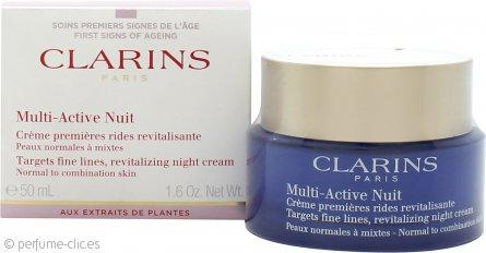Clarins Multi-Active Nuit Revitalizing Crema de Noche 50ml