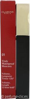 Clarins Truly Waterproof Rímel 7ml - 01 Black