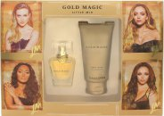 Little Mix Gold Magic Set de Regalo 30ml EDP + 75ml Gel Corporal