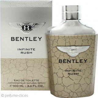 Bentley Infinite Rush Eau de Toilette 100ml Vaporizador