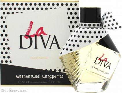 Emanuel Ungaro La Diva Eau de Parfum 50ml Vaporizador