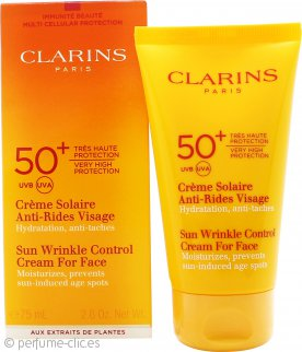 Clarins Sun Wrinkle Control Crema 75ml FPS50