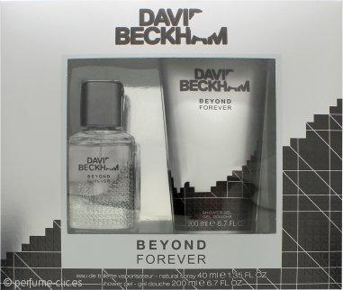 David & Victoria Beckham Beyond Forever Set de Regalo 40ml EDT + 200ml Gel de ducha