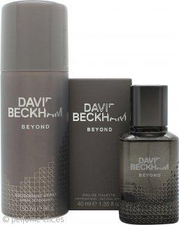 David & Victoria Beckham Beyond Set de Regalo 40ml EDT + 150ml Desodorante en Vaporizador