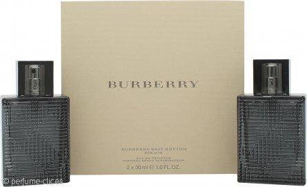 Burberry Brit Rhythm Set de Regalo 2x30ml EDT