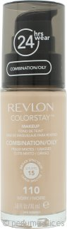 Revlon ColorStay Maquillaje 30ml - Ivory Pieles Mixtas/Grasas