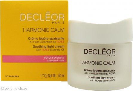 Decleor Harmonie Calm Crema Leche Reparadora (Pieles Sensibles y Reactivas) 50ml