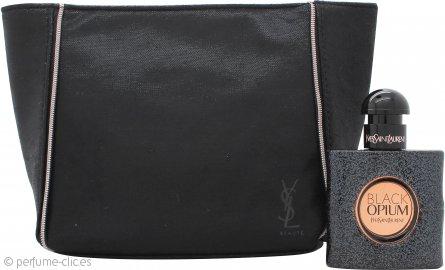 Yves Saint Laurent Black Opium Set de Regalo 30ml EDP + Bolsa
